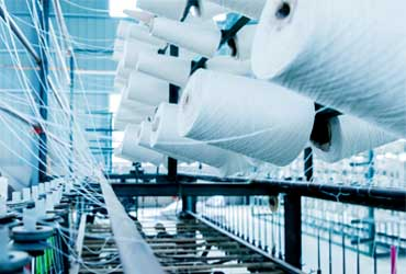 Macchine per l'industria tessile